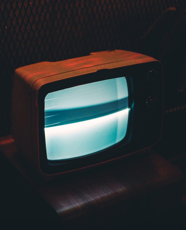 alter CRT Fernseher